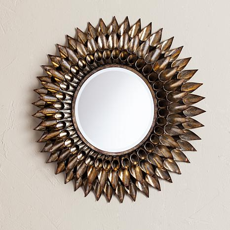 Rebecca Round Decorative Wall Mirror