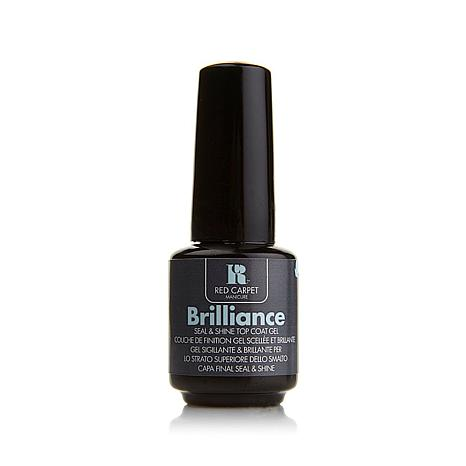 Red Carpet Manicure Brilliance Seal & Shine Top Coat