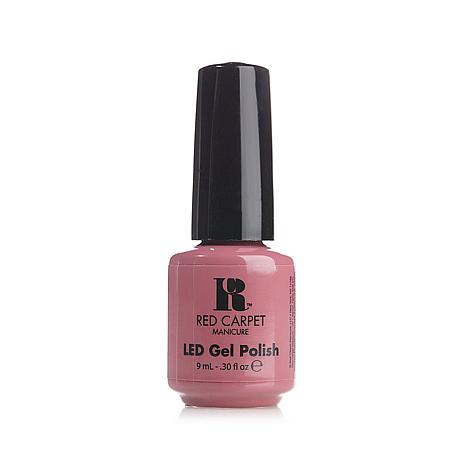 Red Carpet Manicure LED Gel Polish - Envelope Please