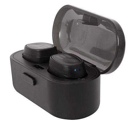 f6b4b7a6d11 ReMixd Premium Auto-Pair Truly Wireless Earbuds w/Charging Case - 8622559 |  HSN