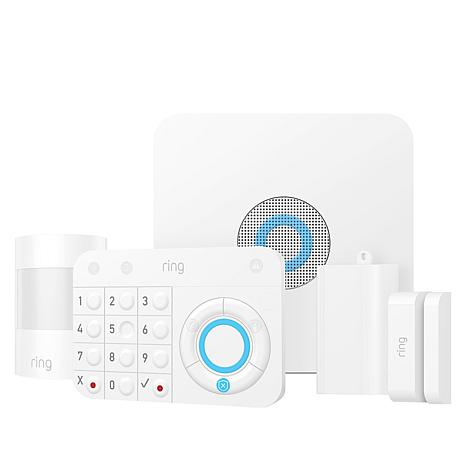 Ring Alarm 5-piece Security Kit with Wireless Stick up Cam