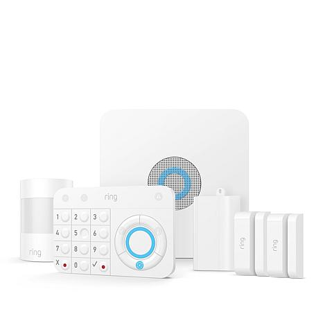 Ring Alarm Smart Do-It-Yourself Security System with Extra Sensor