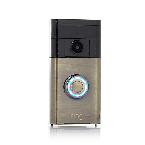 Ring Video Doorbell with 2-Way Talk & Motion Detection
