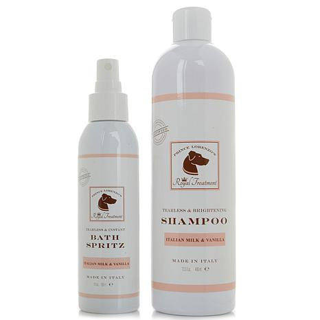 royal treatment shampoo and spritz duo for dogs   7907715