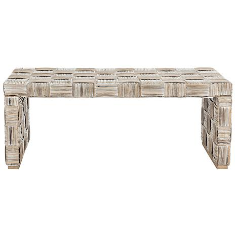 Safavieh Adkin Rattan Coffee Table