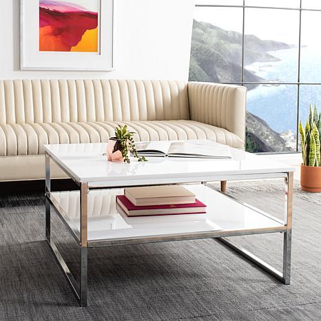 Safavieh Aliza 2-Tier Square Coffee Table