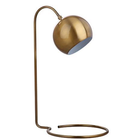 Safavieh Bartolo Table Lamp - Brass