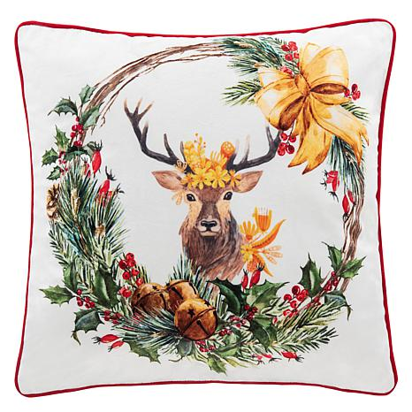 Safavieh Cranberry Pillow