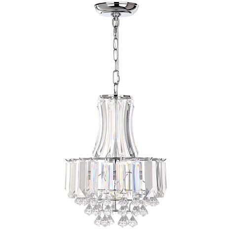"Safavieh Modern Crown 1 Light 12-1/4"" Diameter Pendant"