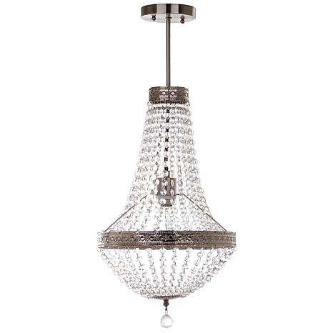 "Safavieh Shirley Grand 1 Light 11-3/4"" Diameter Pendant"
