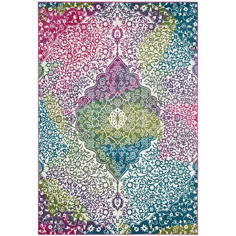 Safavieh Watercolor Thora Rug 8 X 10 8476058 Hsn