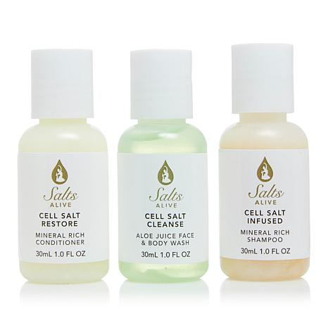 Salts Alive Mineral-Rich Travel Kit