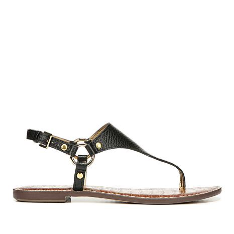 Sam Edelman Greta Leather Thong Sandal