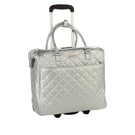"Samantha Brown 15"" Quilted Underseat Bag"