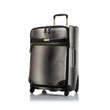 """Samantha Brown Ombre 28"""" Expandable Upright Spinner"""