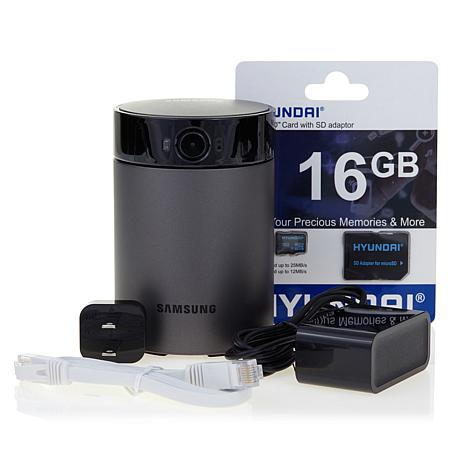 Samsung 1080p 350 All In One Smart Security System Wdetachable