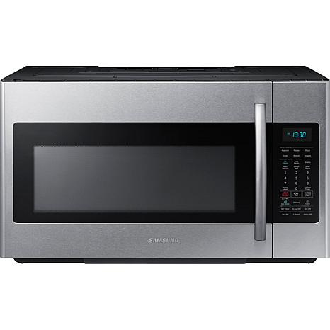 Samsung 1.8 Cu. Ft. Over-the-Range Microwave - Stainless Steel