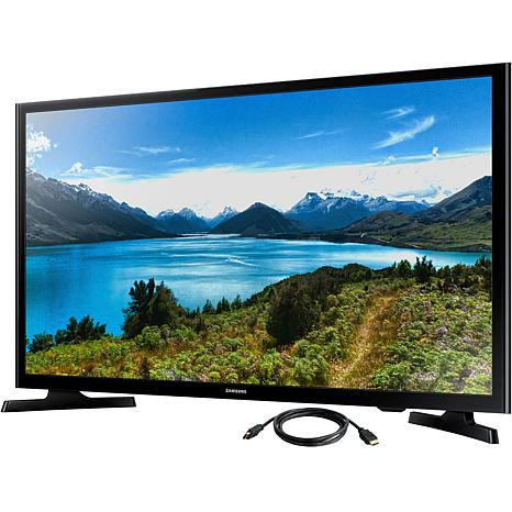 "Samsung 32"" LED-LCD TV with 6' High-Speed HDMI Cable with Ethernet"
