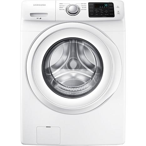 Samsung 4.2 CF Front-Load Washer with VRT - White