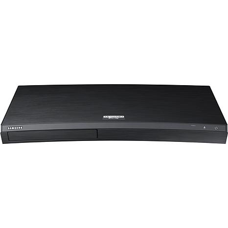 Samsung 4K Curved Ultra HD-Blu-ray Player with Upscaling