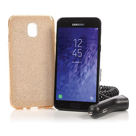 """Samsung Galaxy 5"""" HD 16GB Tracfone with 1200 Minutes/Text/Data"""