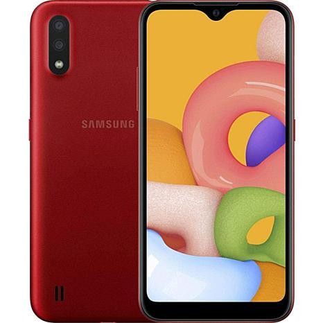 Samsung Galaxy A01 A015M 16GB Dual-Sim GSM Unlocked Smartphone
