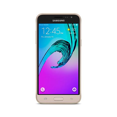 Samsung Galaxy J3 No-Contract Android Smartphone with Car Charger ...