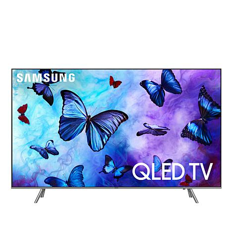 "Samsung Q6F 75"" QLED 4K UHD Smart HDTV with 2-Year Warranty"
