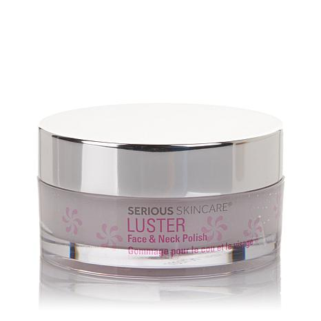 Serious Skincare LUSTER Face and Neck Polish