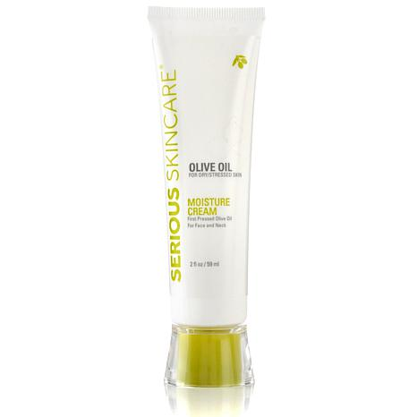 Serious Skincare Olive Oil Moisture Cream for Face/Neck
