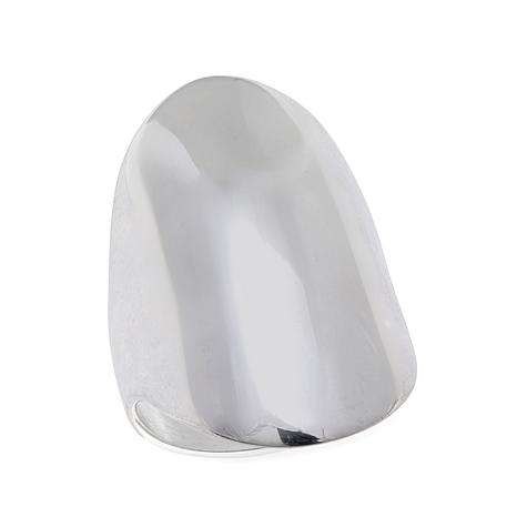 Sevilla Silver™ Bold Oval Domed Ring