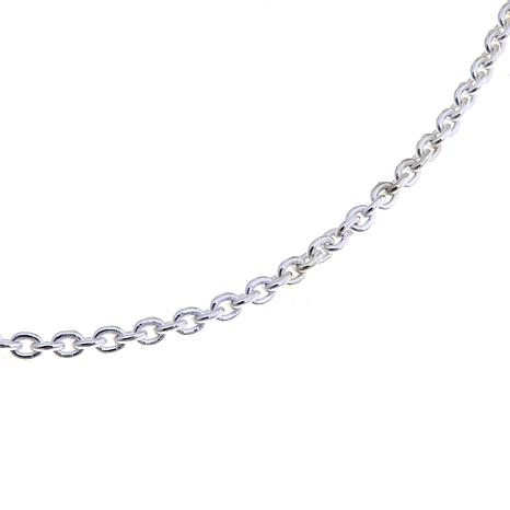 Sevilla Silver™ Cable-Link Chain Choker Necklace