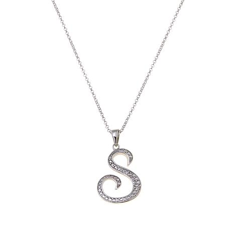 S initial necklace necklace wallpaper gallerychitrak s initial necklace aloadofball Choice Image