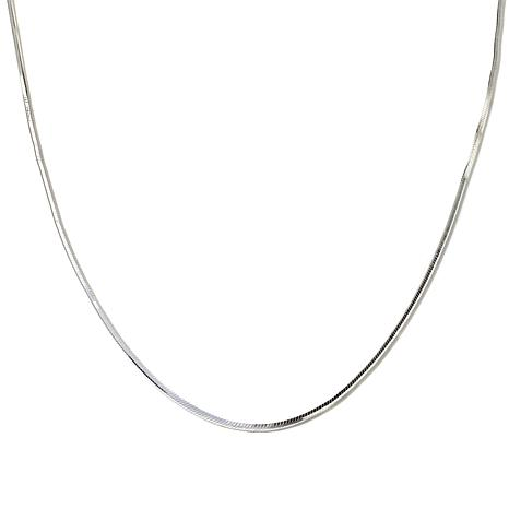 "Sevilla Silver™ Snake Chain 16"" Necklace"