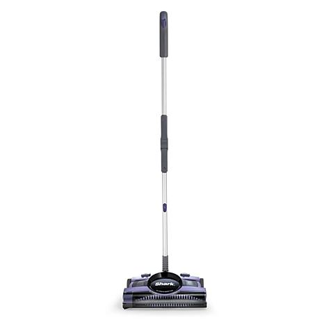 "Shark 13"" Rechargeable Floor and Carpet Sweeper"