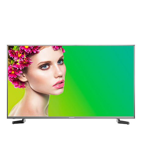 "Sharp AQUOS 50"" Ultra HD 4K LED Smart TV"