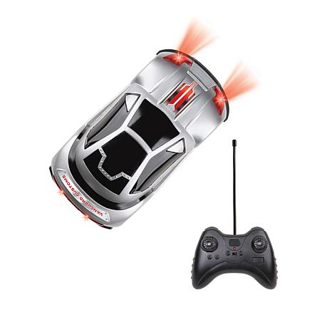 Sharper Image Remote Control Wall Climber 2 In 1 Car 8830712
