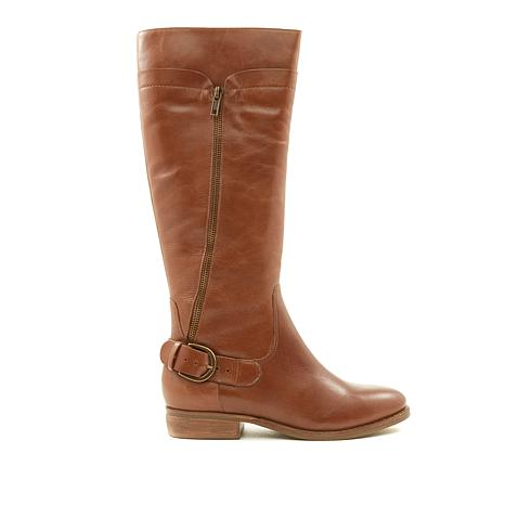 Sheryl Crow Leather Riding Boot
