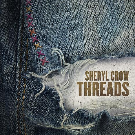 Sheryl Crow: Threads CD with 17 Song Tracks