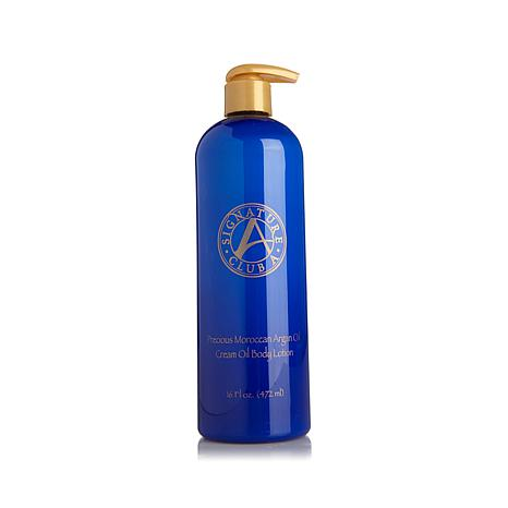 Signature Club A by Adrienne Argan Oil Cream Oil Lotion