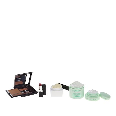 Signature Club A Round The Clock Skin Care Kit & Makeup Compact