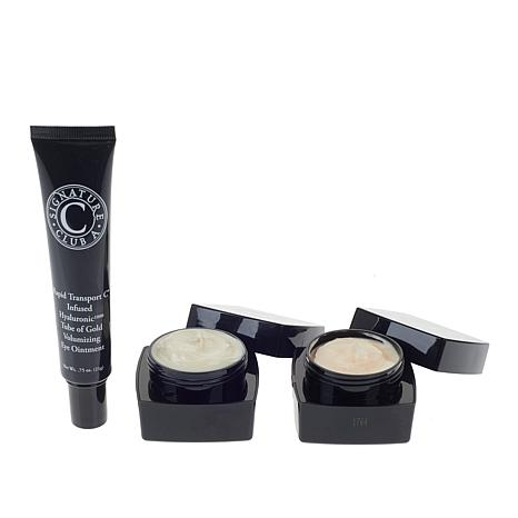 Signature Club A RTC Infused Ointment and Cremes 3-piece Set