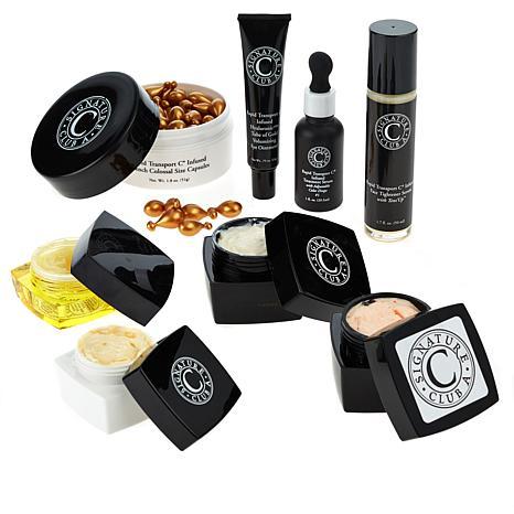 Signature Club A Shade 1 RTC Infused Ageless Skin Powerhouse Kit