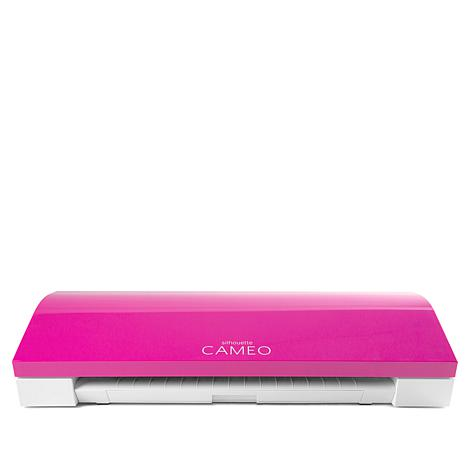 Silhouette CAMEO® 3 Electronic Cutting Machine - Pink