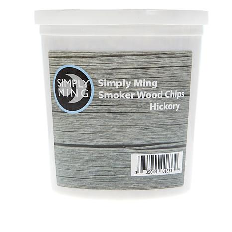 Simply Ming Fine Flavored Natural Wood Smoking Chips