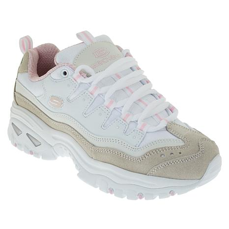 Skechers Energy Wave Linxe Lace Up Sneaker