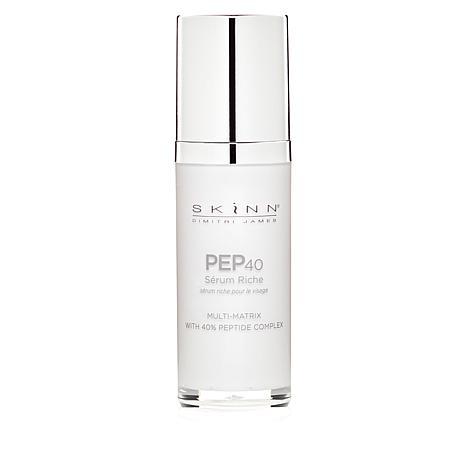 Skinn® Cosmetics PEP40 Riche Face Sérum