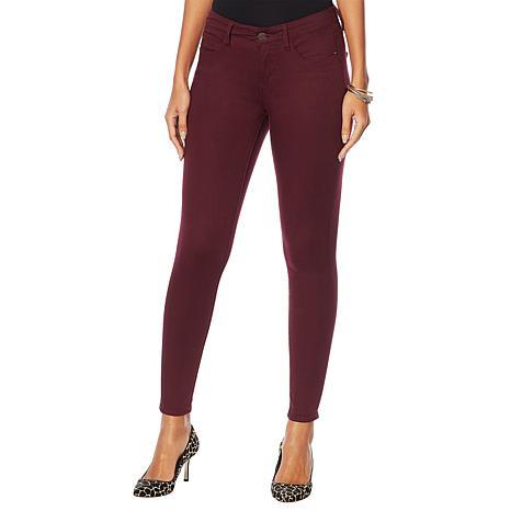 Skinnygirl Empower Stretch Mid-Rise Jean - Fashion