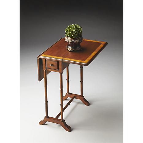 Slim and Simple Drop Leaf Table