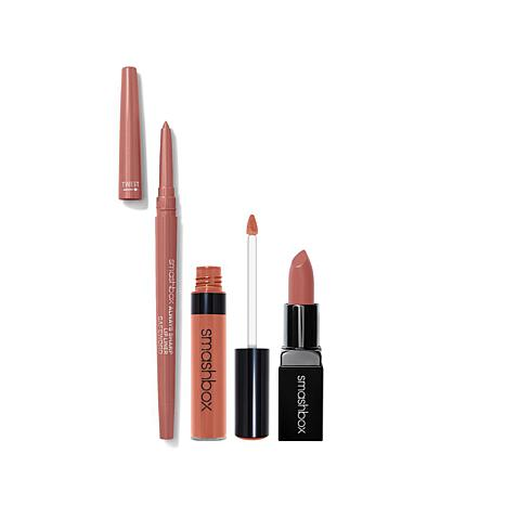 Smashbox Vlada Lip Trio - Neutral